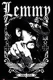 empireposter 727985 Lemmy -Dates- Hard Rock Musik - Poster Druck, Papier, Mehrfarbig, 91,5 x 61 x 0,14 cm