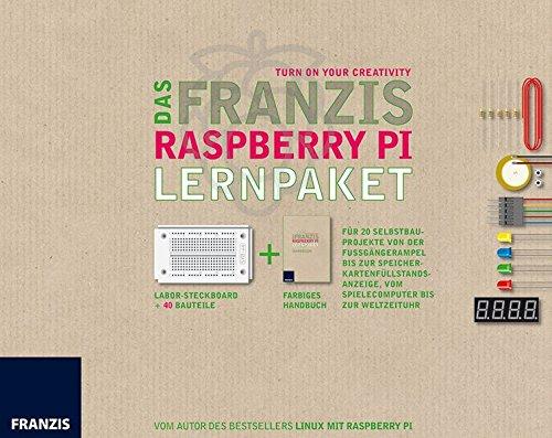 Zusätzliche Speicherkarte (Das Franzis Raspberry Pi Lernpaket: Für 20 Selbstbauprojekte von der Fußgängerampel bis zur Speicherkarten-Füllstandsanzeige. Vom Spielecomputer bis zur Weltzeituhr)