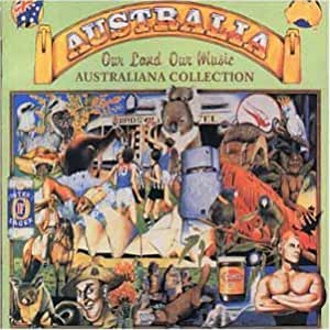 Our Land Our Music - Music from Australia