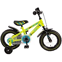 Kubbinga Boy Yipeeh Vélo électrique, Vert, 30,5cm