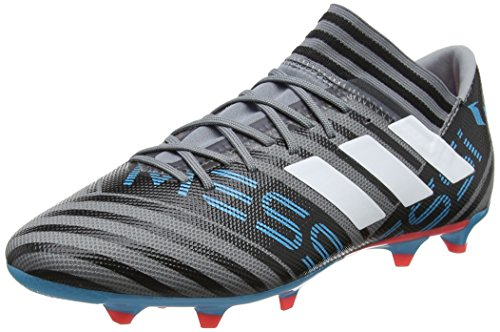 adidas Nemeziz Messi 17.3 Scarpe Sportive Indoor Uomo, Multicolore (Multicolour Black) 41 1/3 EU