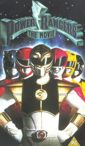 Image of Power Rangers - The Movie [VHS]