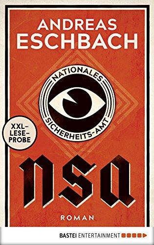 XXL-Leseprobe: NSA Nationales Sicherheits-Amt