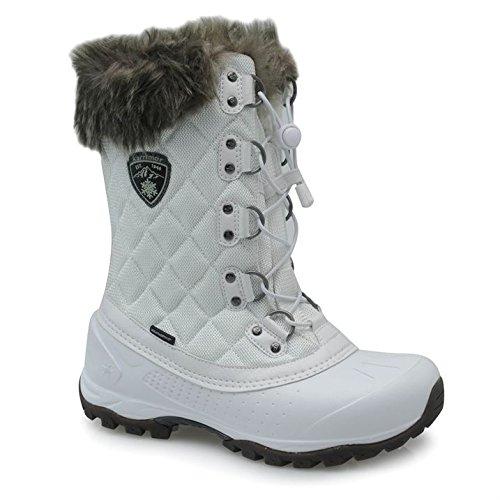Karrimor Alaska Ladies Weathertite Damen Trekking- & Wanderstiefel Weiß