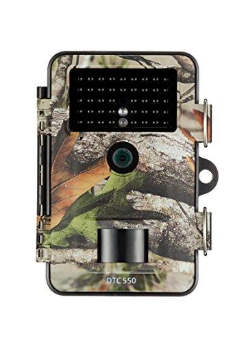 überwachung Persönliche Kamera (MINOX DTC 550 Wild- und Überwachungskamera Camouflage/Wetterbeständige 12MP Trail Camera - tagsüber mit Full-HD Videoaufnahmen bis 3 Min. Länge/Inkl. Display-Bildwiedergabe & Zeitschaltfunktion)