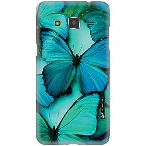 Printland Designer Back Cover for Samsung Galaxy j2 - Blued Case Cover