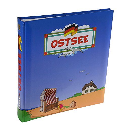 Henzo 1137507.0 Urlaubsalbem/Themenalben,Ostsee