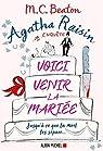 Agatha Raisin enquête, tome 20 : Voici venir la mariée par Beaton