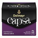 Dallmayr Capsa Espresso Artigiano, Nespresso Kapsel, Kaffeekapsel, Espressokapsel, Röstkaffee, Kaffee, 50 Kapseln