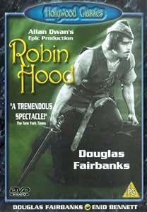 Robin Hood [1922] [DVD]