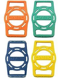 Casio AERO-GRIP Protector de goma (pack 4 unidades)