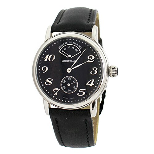 Montblanc Armbanduhr Ident 6217