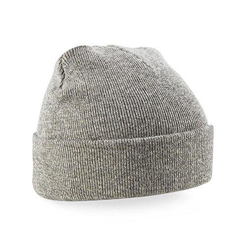 Beechfield - Bonnet - Homme gris - Gris