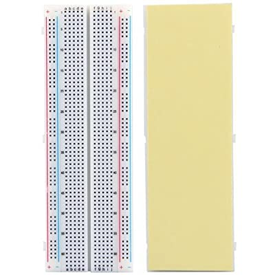REES52 Solderless Breadboard 830 Tie Points MB102