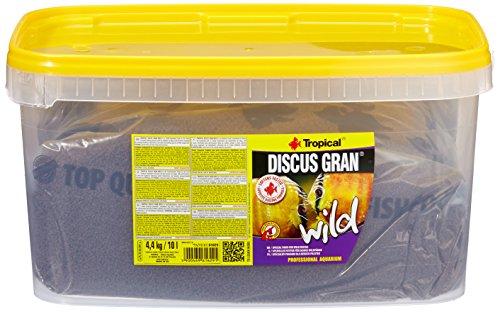 Tropical Discus Wild, 1er Pack (1 x 10 l) -