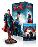 Batman V Superman: Dawn of Justice - Statua Superman (Blu-Ray) In Esclusiva Amazon
