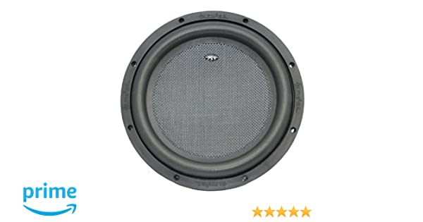 In Phase XT-8 8 inch 1000W Peak Power Subwoofer