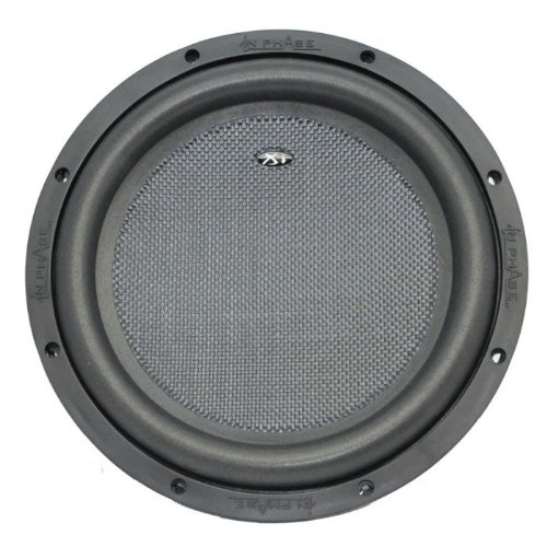 In Phase XT, 30 x 30 cm, 1400W Peak Power Subwoofer