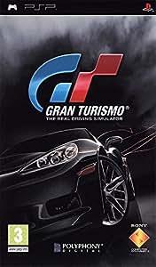 Gran Turismo - Platinum Edition (Sony PSP)