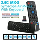 VUUV MX3 Bluetooth Wireless Air Mouse Smart TV MXQ M8S
