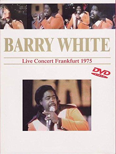 Barry White - Live concert Frankfurt 1975 [IT Import]