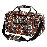 Sporttasche für Damen und Herren – Mit vielen Seitenfächern und Tragegurt für Fitness, Sport und Reisen