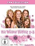 Die wilden Hühner Teil 1 - 3 [3 DVDs]