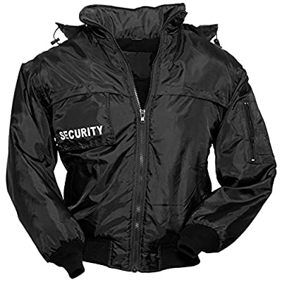 Surplus Security Chaqueta Negro tamaño 3XL