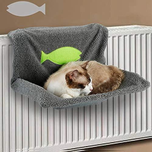 Ruijanjy Ventana Gato radiador Balcón Hamaca Gato