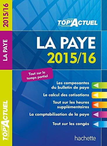Top Actuel La Paye par Sabine Lestrade