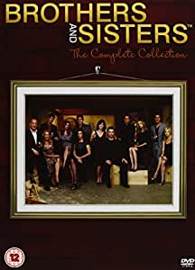 Brothers And Sisters - Season 1-5 [DVD] [2007]