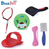 #5: DearJoy Pet Care and Pet Grooming Kit (Small)