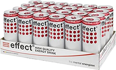 Effect Energy, 24er Pack, Einweg (24 x 330 ml)