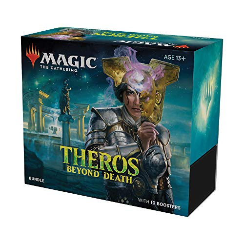 Magic The Gathering Theros Beyond Death Bundle (enthält 10 Boosterpackungen)