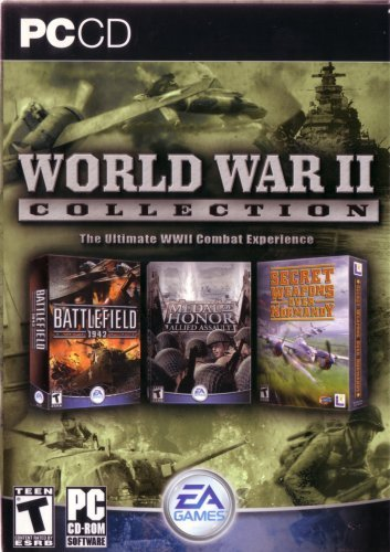 The World War 2 Collection: Battlefield 1942, Medal of Honor - Allied Assault, and Secret Weapons Over Normandy by Electronic Arts