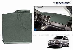 Speedwav Car Dashboard CARPET STYLE GREY-Hyundai Santro Xing
