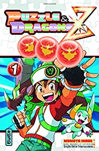 Puzzle & Dragons Z Edition simple Tome 1