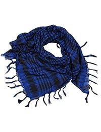 Bodhi2000® Unisex Military Shemagh Cotton Desert KeffIyeh Head Neck Scarf Wrap