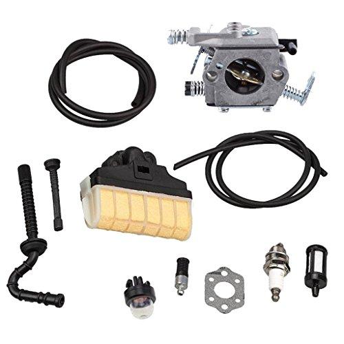 LOVIVER Easy Start Version Kettensägenvergaser Für STIHL 023 025 MS210 MS230 MS250 (Stihl Start Easy)
