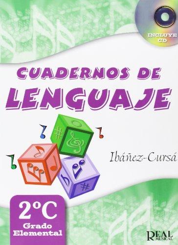Cuadernos de Lenguaje, 2C (Grado Elemental - Nueva Edición) (RM Lenguaje musical)