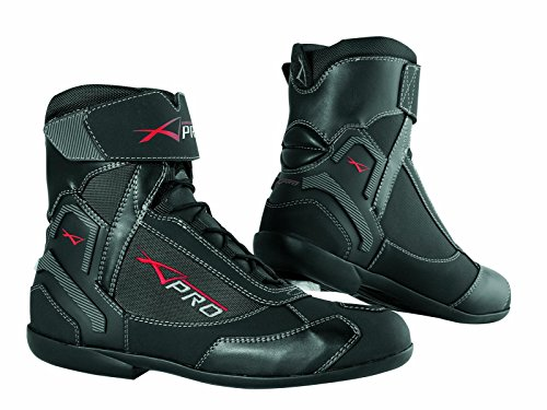 A-pro Winter Motorbike Motorcycle Breathable Waterproof Leather Boots A-PRO Black 39