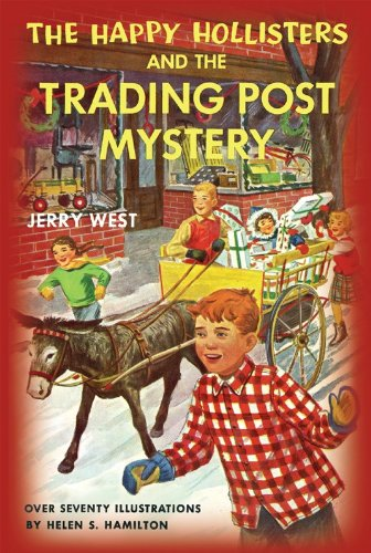 The Happy Hollisters and the Trading Post Mystery: (Volume 7) (English Edition) por Jerry West