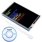Kuman UNO R3 3.5 TFT Touch Screen with SD Card Socket for Arduino Mega 2560 Board Module with Touch Function SC3A-1