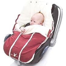 Pamper24 Wallaboo - Cubrepiernas para carritos de bebé