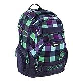 COOCAZOO 138740 CarryLarry2 Green Purple District