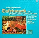 Tafelmusik Teil I (Gustav Leonhardt) [2x Vinyl LP]