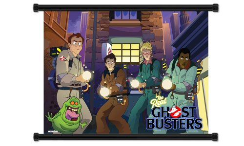 The Real Ghostbusters-Poster/Wall Scroll aus Stoff, 81.28 cm x 60.96 cm)) - Transformers G1 Serie