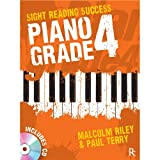 Rhinegold Education: Sight Reading Success - Piano Grade 4 By Malcolm Riley & Paul Terry - Sheet Music, CD