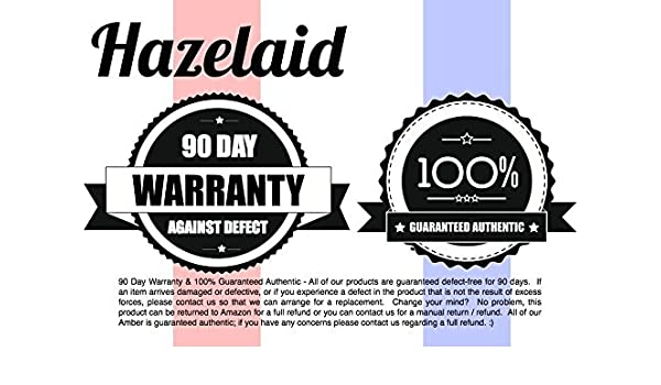 Adult Hazelwood-Gemstone Necklace Hazelaid 16 Turquoise TM