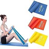 Potok Fitnessbänder 3er-Set 120 x 15